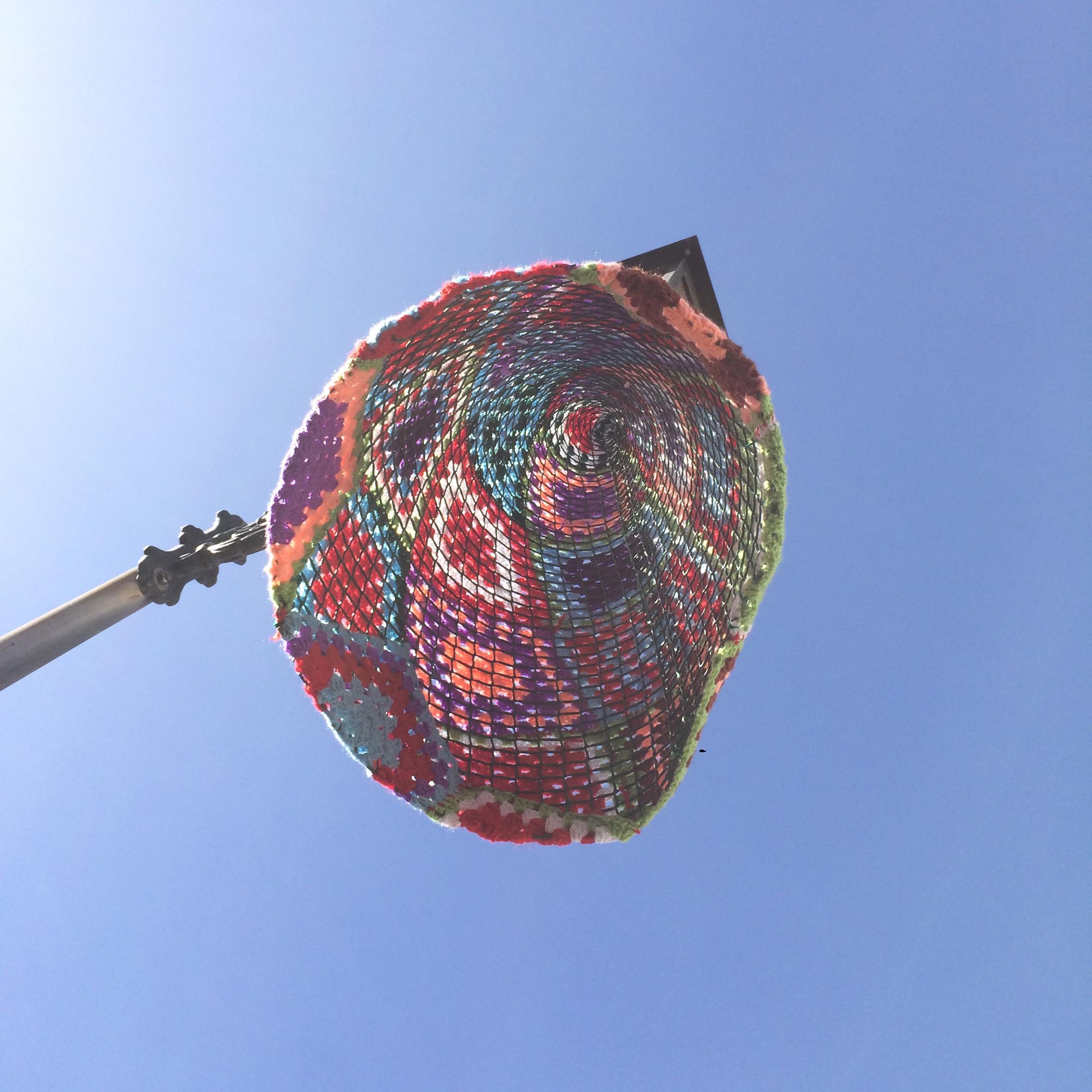 guerilla knitting 4