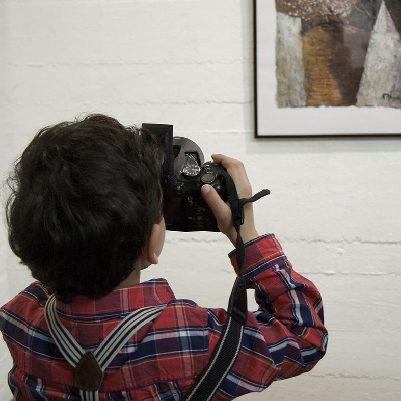 kleiner fotograf